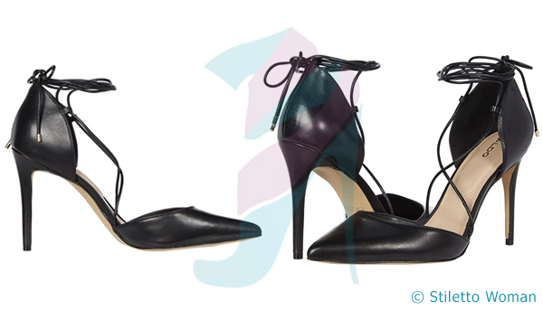 ALDO Finsbury - black color heels