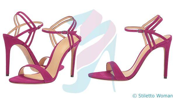 Alexandre Birman - Malva Suede Pink Heels