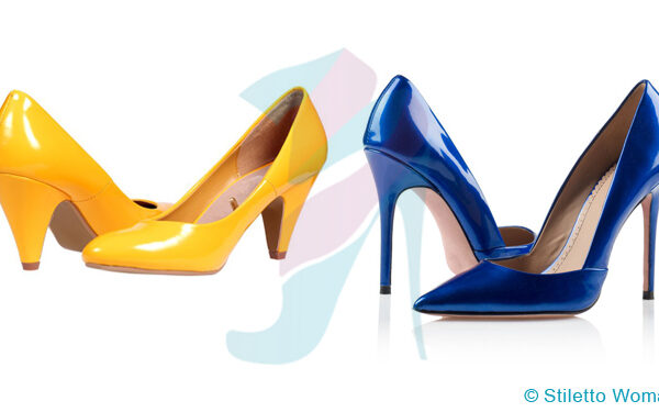 Differences - pumps vs stiletto