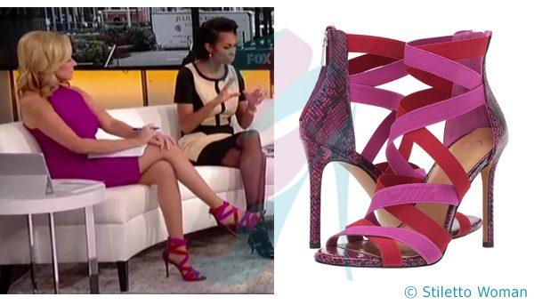 Jessica Simpson - pink color stiletto heel shoe