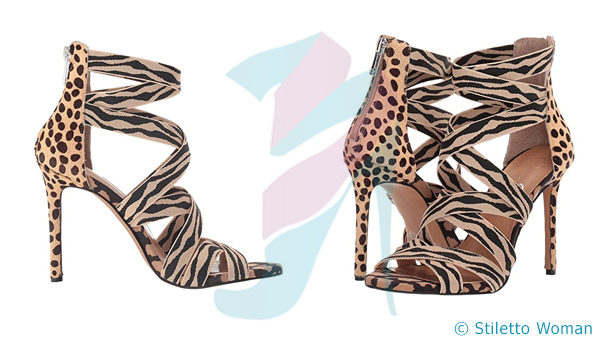 Jessica Simpson - natural color heel