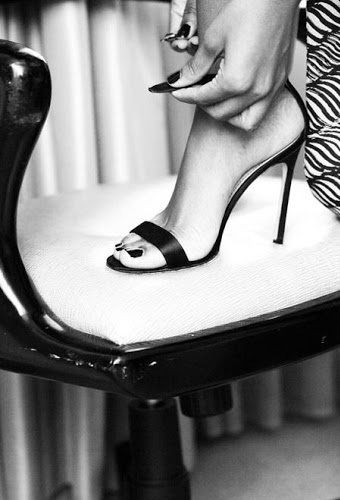 Marilyn Monroe's Stiletto Heels