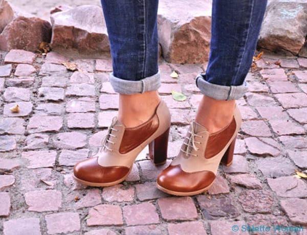What is Oxford Heels?