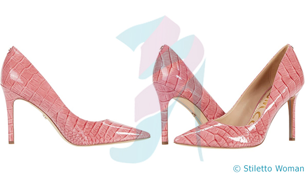 Sam Edelman Hazel - pink color stiletto